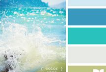 Color and Mood Boards / by Lori Z. @ mudpiestudio.blogspot.com