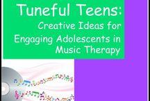 Music therapy / by Katy Gorski
