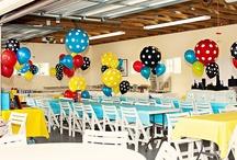 Party Ideas / by Amanda Mulligan