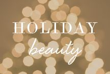 Holiday Beauty / Holiday makeup, hair and inspiration / by Makeup.com