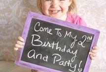 MK Birthday  / by Rachel Boldrey