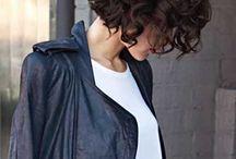 Curly Hair / by MOXI Salon & Spa