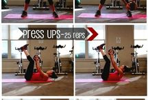 Fitness / by Marlena Wilson Wing
