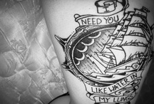 tattoos i love / by Lisa Peavy