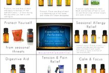 Natural Health & Healing / Protect, heal and treat the body with the amazing essential oils and supplements offered by dōTERRA International / by Supremely Essential