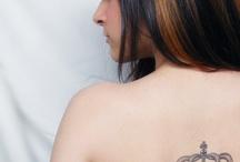 Tattoos  / by Maria Buckman