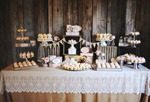 Dessert Table / by Jessica Collins