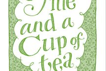 Tea time / by Sandra Ortega