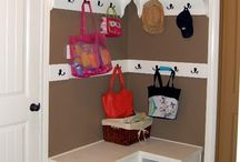Mud/Laundry room/Garage / by Michelle Queen-Taylor