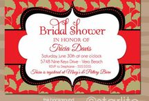 Bridal shower ideas / by Libby Woodke