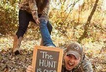 rustic engagement / by Chasity Wolfe