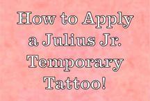 Julius Jr. GIFs!! / by Julius Jr.
