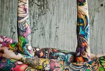 Tattoo / by Stéphane Rambaud