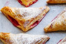 Homemade pastry recipes / by Patricia Van Hise