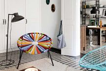 recycled home / by Children Inspire Design