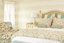 Beautiful Bedrooms / by Kerri {A Pop of Pretty Blog}