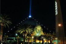 Vegas hotel booked!!! / we finally decided on a hotel to stay at in Vegas...it's going to be the Luxor. which actually works out perfectly 'cause warped tour is going to be in the Luxor parking lot!! / by Jamie Shilling