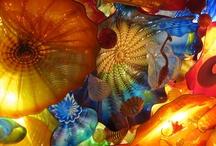Glass Art / by Deborah Martin