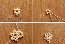 schémas perles / by c c