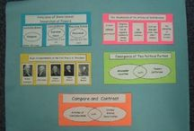 Foldables for Interactive Notebooks / by Ginger Connolly