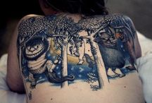 Tattoos ;) / by Zoé Connolly