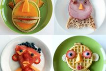 Fun foods for kids / by Cicilia Jay