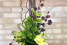 flower arangements / by Pat Bader