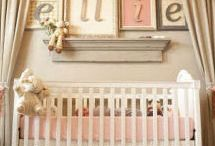 Grand babies Nursery / by Lori Jeffcoach