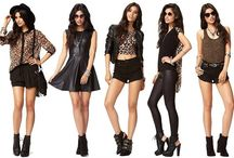 Clothes That Rock [and Roll] / Denims, Cashmeres, and Cottons. Oh My! / by Angela Armino