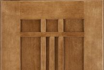 Maple Door Styles / by Schuler Cabinetry