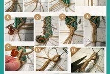 Crafts - Macrame / by Efelants Woozles