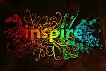 Words / Words & Word Art - to inspire... / by Julie Richards