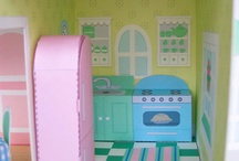 Printables for Doll Houses / by Marla Hafsos Damewood