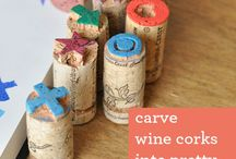 Corks / by Michele Albouy-Arnold (Tuatha242)