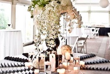 Reception ideas / by Petal Pushers Inc. and Magnolia - Exquisite Florals & Event Decor
