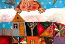 Quilt Inspirations  / by Becky Harrington