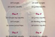 Workouts  / by Jazmine Trammell