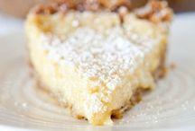Dessert / by Natalie Barnett-Collier