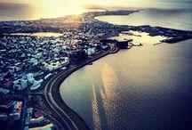 Island / by Halldóra Erla Þórarinsdóttir