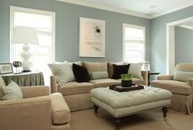 Living room ideas / by Susan Biscay-Hopkins