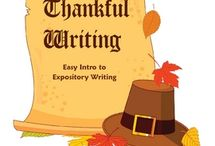 Thanksgiving / by Laura McQuigg