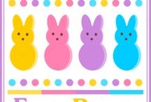 Easter Peeps! / by Melissa Lobos