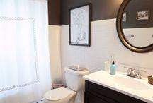 Bathroom Ideas / by Shannan Epps-Henry