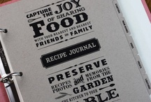 Cookbook Ideas / by Allene Way