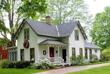 Farmhouses / by Trish Rogers