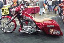 Easy Rider Show 2014 Columbus Ohio / by Mandie Doyle