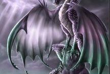 Dragons / by Sarabeth Daniels