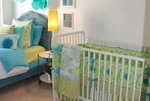 Nursery Office Space / by Meghan Cooper @JaMonkey