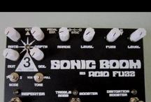 Music equipment / gift ideas / by Sean Crowne