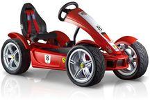 Ferrari Ride-on Cars / by Ferrari Store